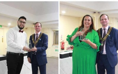 Lalys Pharmacy Celebrates Double Win