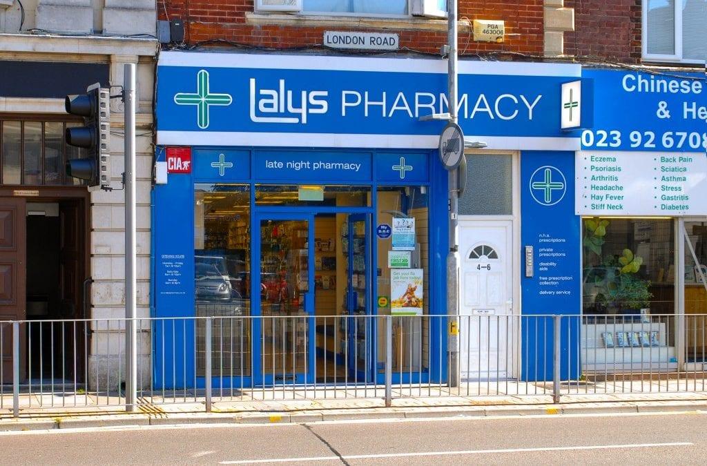 Local Pharmacy Takes Over Contract from National Chain