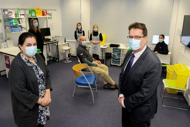 Joining the fight against Coronavirus